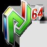 Project64 - N64 Emulator Icon