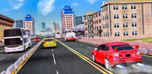 3D Car Highway Drift Racing- 2019 Games apk