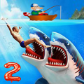 Double Head Shark Attack 2 - Multiplayer Icon
