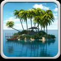 Paradise Island Live Wallpaper Icon
