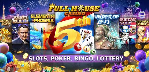 Full House Casino - Free Vegas Slots Machine Games apk