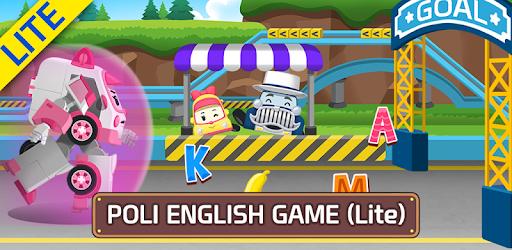 Robocar Poli Racing Popular Game - Alphabet apk