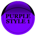 Purple Icon Pack Style 1 ✨Free✨ Icon