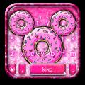 Sugar Donut Minny Keyboard Theme Icon