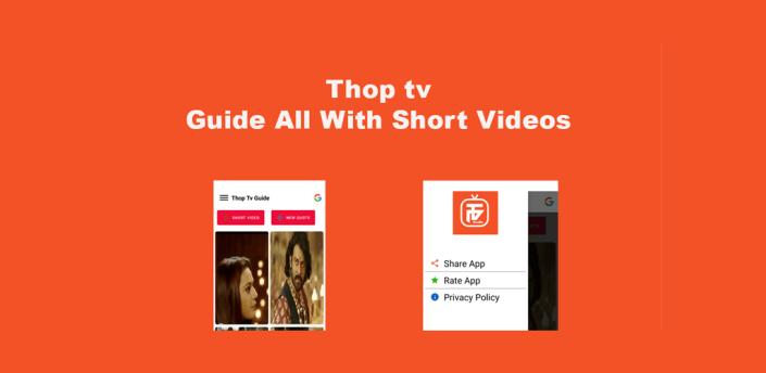 Thop Tv - Live Cricket TV Free Thop Tv Guide apk