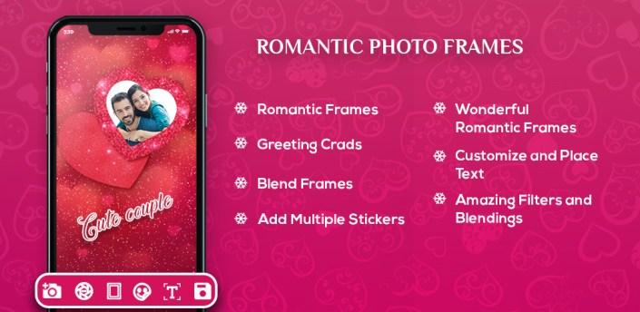 Romantic Photo Editor : Love Photo Frames apk