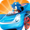 Sonic Chibi Race: 3D Free Kart & Car Racing Game Icon