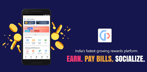 CashNGifts - Gift Cards, Recharge, Pay Bill & Earn apk