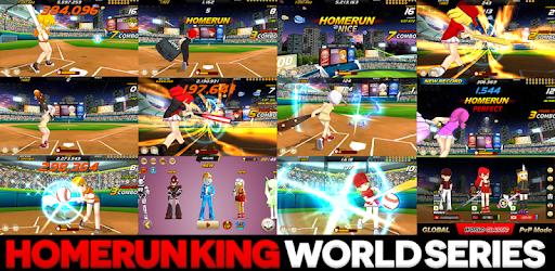 Homerun King - Pro Baseball apk