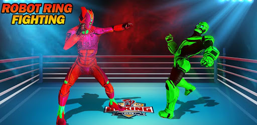 Real Robot Ring Fighting  2020 apk
