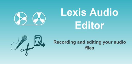Lexis Audio Editor apk