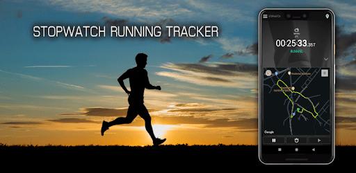 Stopwatch Run Tracker - Running, Jogging, Cycling apk
