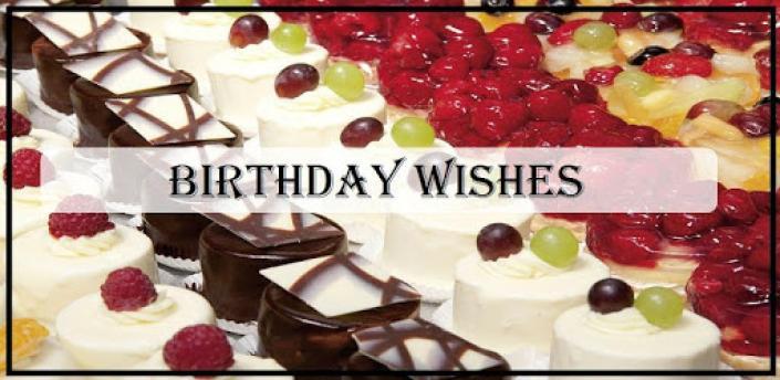 Birthday Wishes - Happy Greetings apk