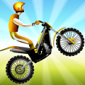Moto Race -- physical dirt motorcycle racing game Icon