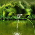 Leaf Fountain Live Wallpaper Icon