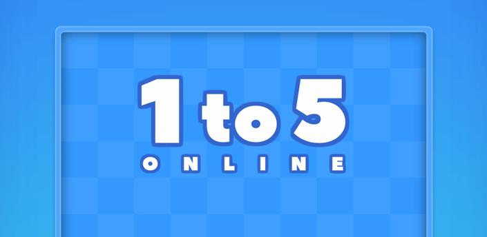 1 to 5 Online apk