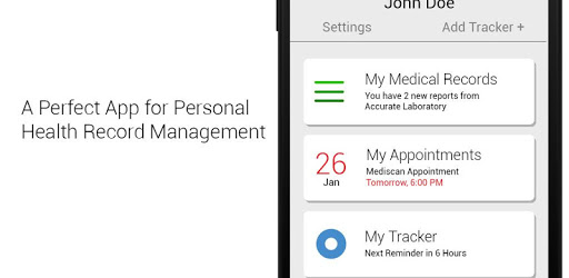 CrelioHealth (formerly known as LiveHealth) apk