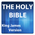 Holy Bible -King James Version Icon