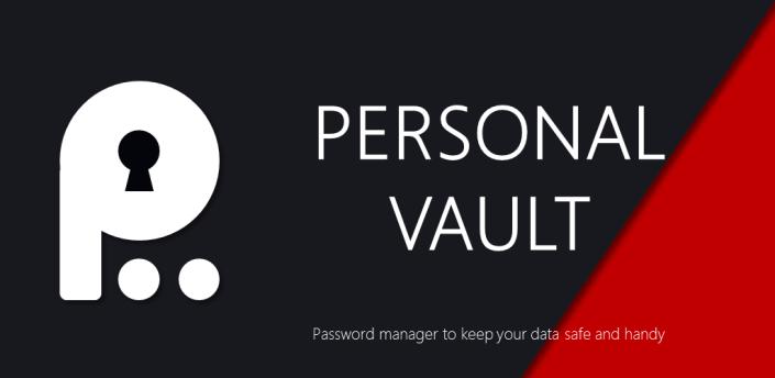 Personal Vault PRO - Password Manager apk