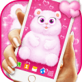 Cute Fluffy Live Wallpaper Icon