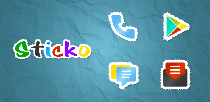 Sticko - Icon Pack apk