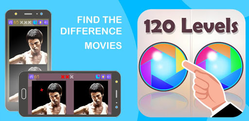 bertlapp: Find/Spot The Differences Movie Themes apk