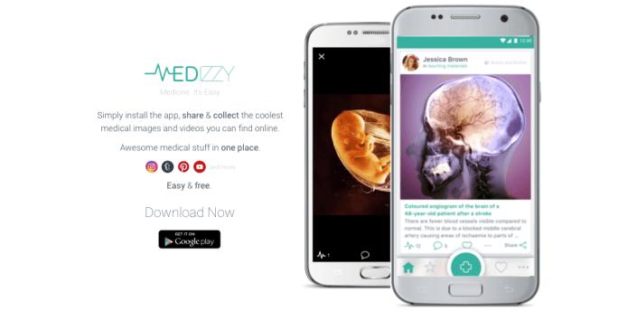 MEDizzy - Medical Community apk