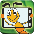 Ants in Phone Icon