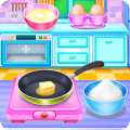 Doll House Cake Cooking Icon