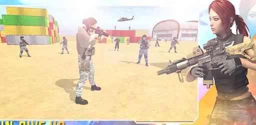 Call of Modern Strike Ops FPS Warfare Shooter Duty apk