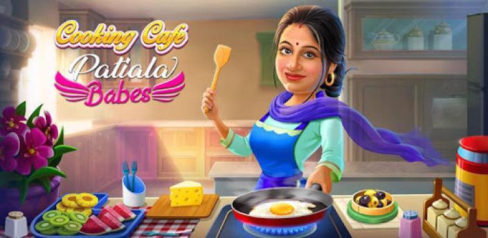 Patiala Babes : Cooking Cafe - Restaurant Game apk