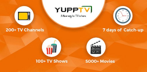 YuppTV - LiveTV, Movies, Shows, Cricket, Originals apk