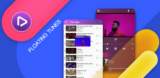Floating Tunes-Free Music Video Player apk