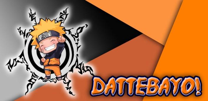 DattebaYo!: Naruto's shout apk