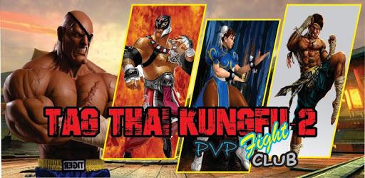 Tag Kungfu PVP Fight Club Arena 2 apk
