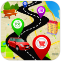GPS Router Finder - Mobile Location Tracker Icon