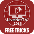 Tricks in Live NetTV : free channels live tv Icon