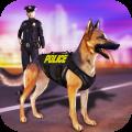 Police Dog Crime Escape 3D Icon