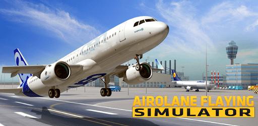 Flaying Airplane Real Flight Simulator 2019 apk