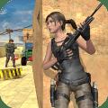 Commando Adventure Sniper Games : fps New Games Icon