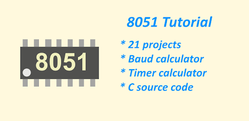 8051 Tutorial apk