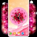 Analog Clock Themes 🌺 Girly 4K Live Wallpaper Icon