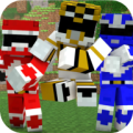 Mod Power Rangers for MCPE Icon