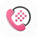 Photo Phone Dialer - Photo Caller ID Personalized Icon