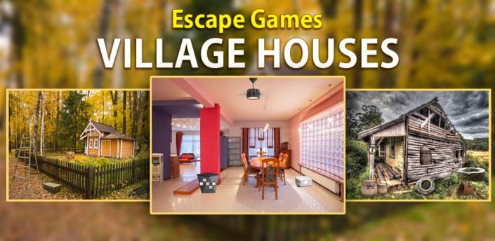 3 Levels Escape Games: Village House Adventure apk