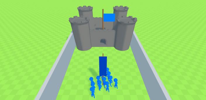 Draw Crowd 3D apk