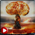 Nuclear Explosion 3D Wallpaper Icon