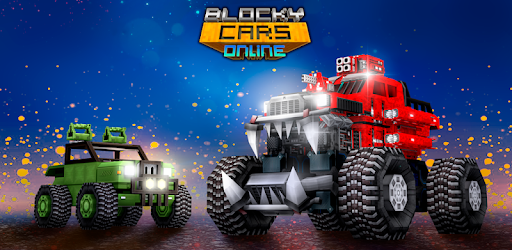 Blocky Cars - Online Shooting Games apk