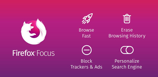 Firefox Focus: The privacy browser apk