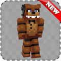 FNAF Skins for Minecraft PE Icon
